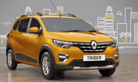 Renault Triber Price List