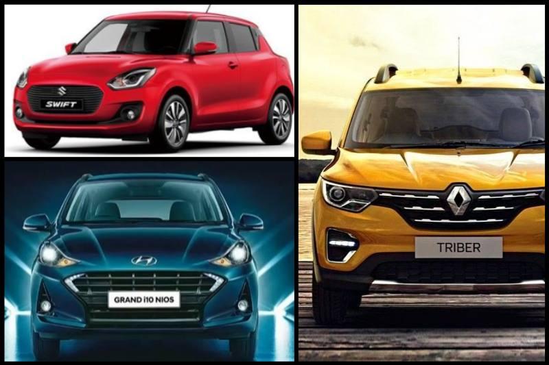 Renault Triber Vs Rivals