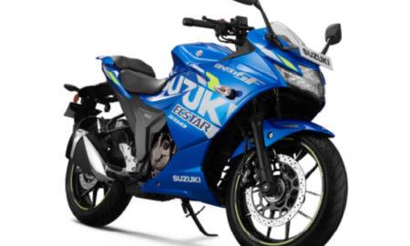 Suzuki Gixxer SF 250 MotoGP