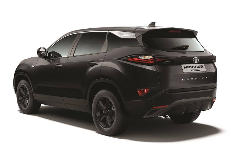 Tata Harrier Dark Price