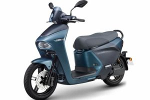 Yamaha EC-05 e-Scooter India Launch By November, 2019