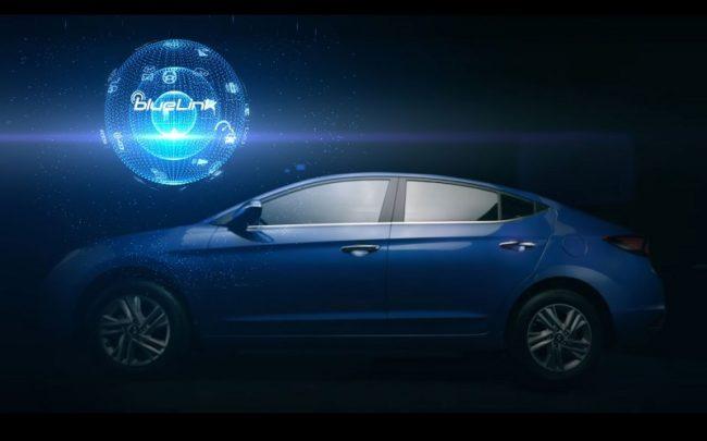 2019 Hyundai Elantra BlueLink