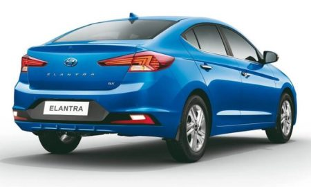 2019 Hyundai Elantra facelift rear (1)