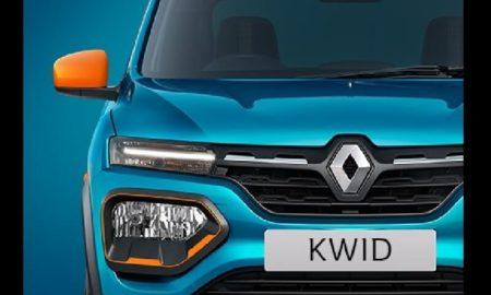 2019 Renault Kwid Teased (1)