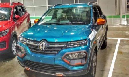 2019 Renault Kwid Undisguised