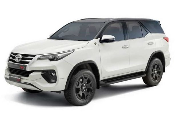 2019 Toyota Fortuner TRD Price