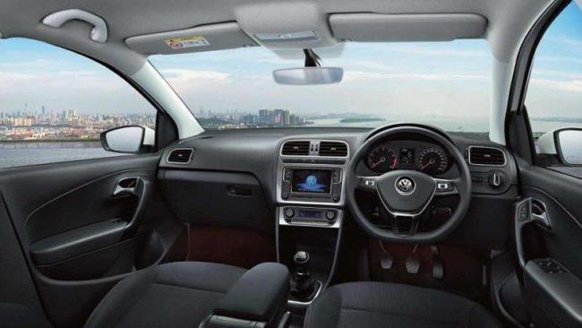 2019 Volkswagen Polo Interior