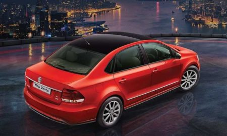2019 Volkswagen Vento Facelift