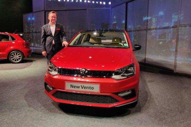 2019 Volkswagen Vento Facelift Price