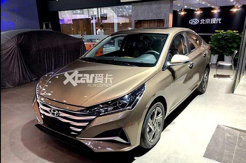 2020 Hyundai Verna Leaked