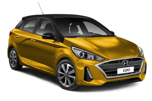 2020 Hyundai i20 Rendering (1)