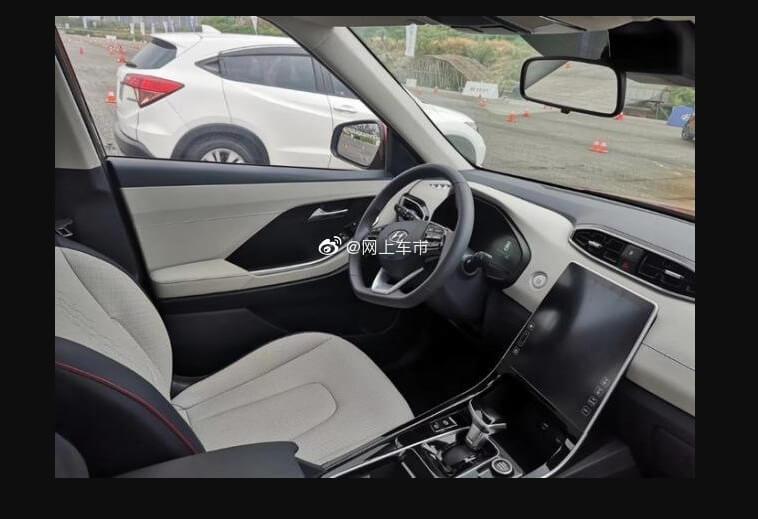 2020 Hyundai ix25 Interior Dashboard