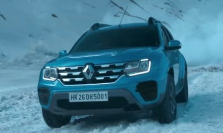 2020 Renault Duster BS6