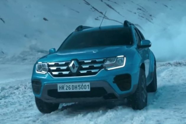 Up To Rs 1.5 Lakh Off On Renault Duster Select Variants