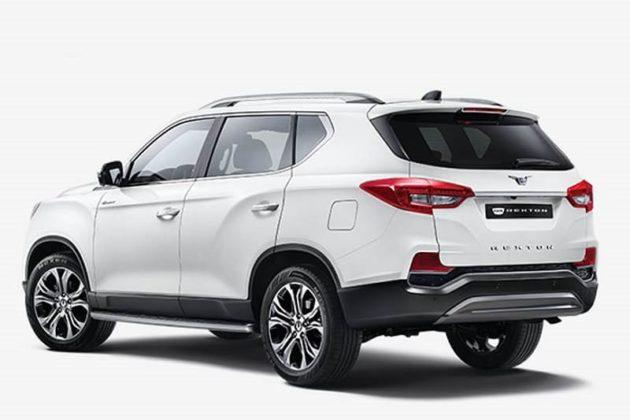 2020 Ssangyong Rexton G4 Price