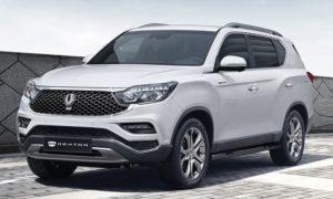 2020 Ssangyong Rexton SUV