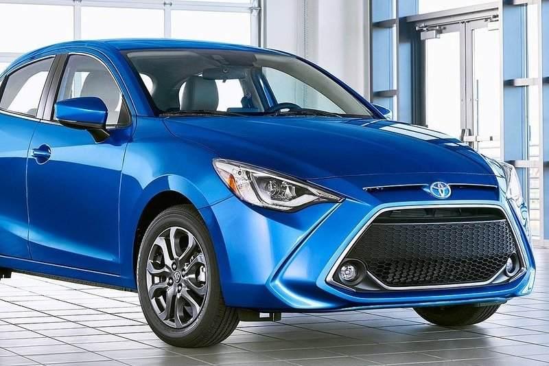 2020 Toyota Yaris Launch