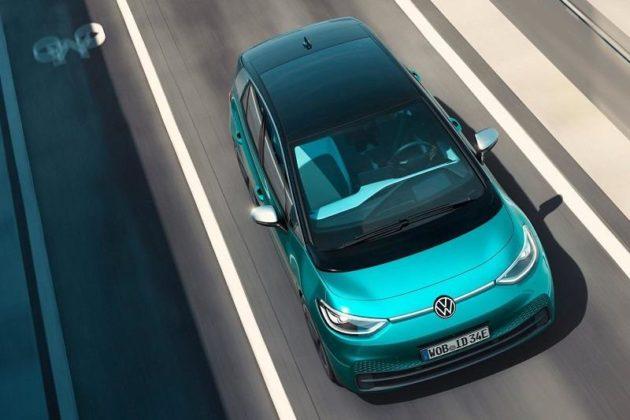 2020 Volkswagen ID.3 Range