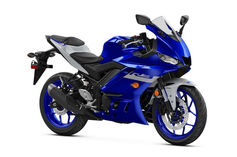 2020 Yamaha R3 Icon Blue