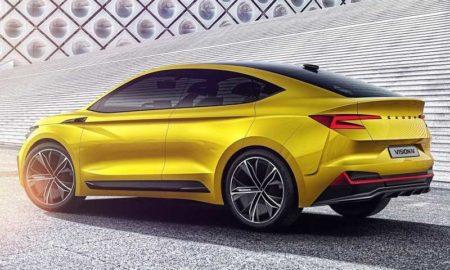 2021 Skoda Sedan