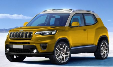 Baby Jeep SUV Rendered (1)