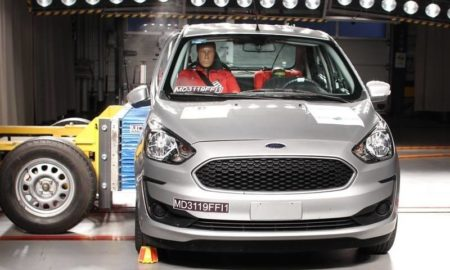 Ford Aspire Latin NCAP