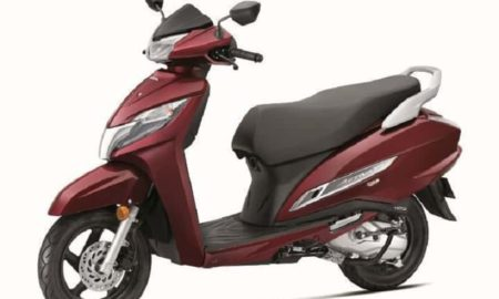 Honda Activa Electric