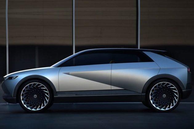 Hyundai 45 Features