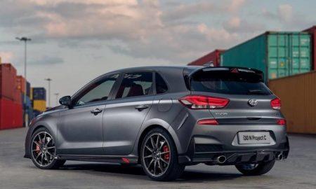 Hyundai i30 N Project C rear