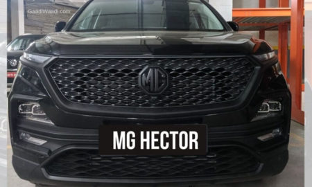MG Hector Blacked Out (1)