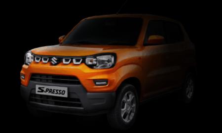 Maruti S-Presso Launch