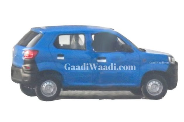 Maruti S-Presso Standard Features