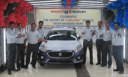 Maruti Suzuki 1 Millionth Car