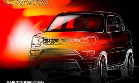 Maruti Suzuki S-Presso Teaser