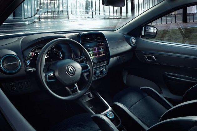 New Renault Kwid Interior