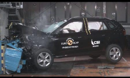 Skoda Kamiq Euro NCAP
