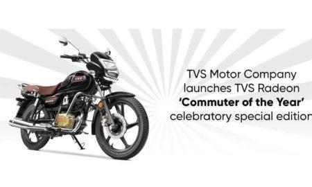 TVS Radeon Celebratory Special Edition (1)