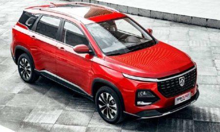 2020 Baojun 530 facelift