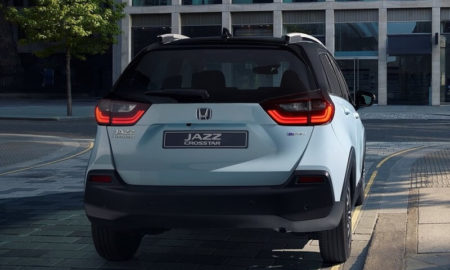 2020 Honda Jazz Crosstar