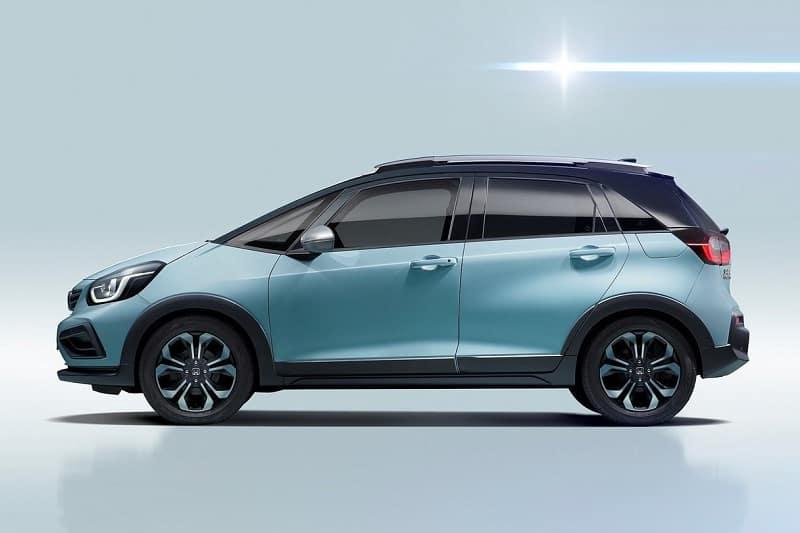 2020 Honda Jazz Details