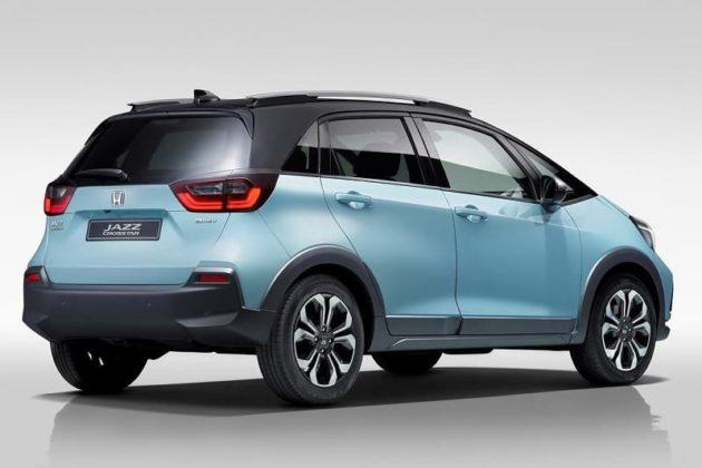 2020 Honda Jazz Hybrid