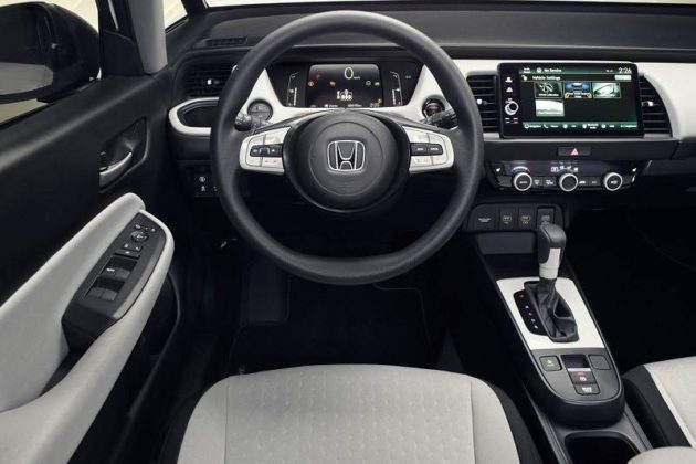 2020 Honda Jazz Interior