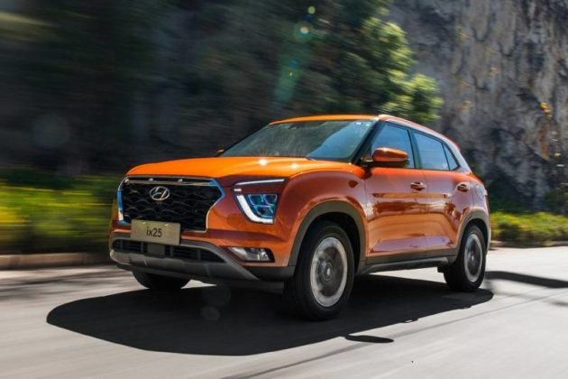 2020 Hyundai Creta drive