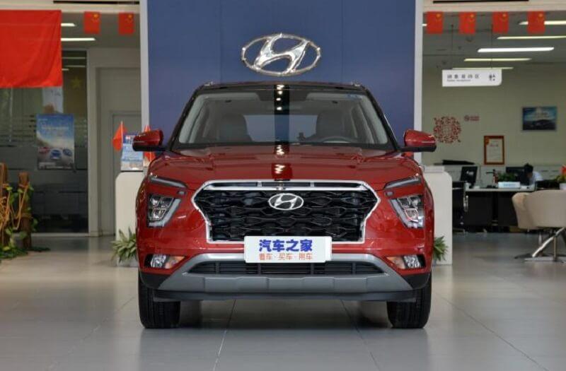 2020 Hyundai Creta ix25 Front (1)