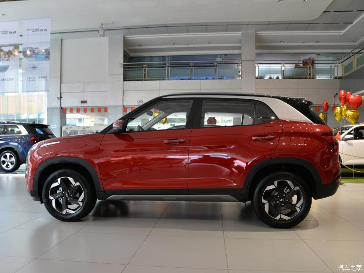 2020 Hyundai Creta ix25 side