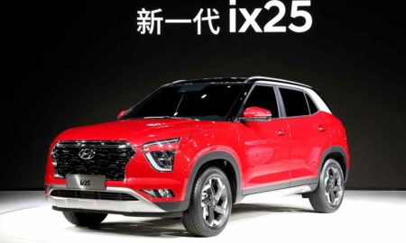 2020 Hyundai ix25 China