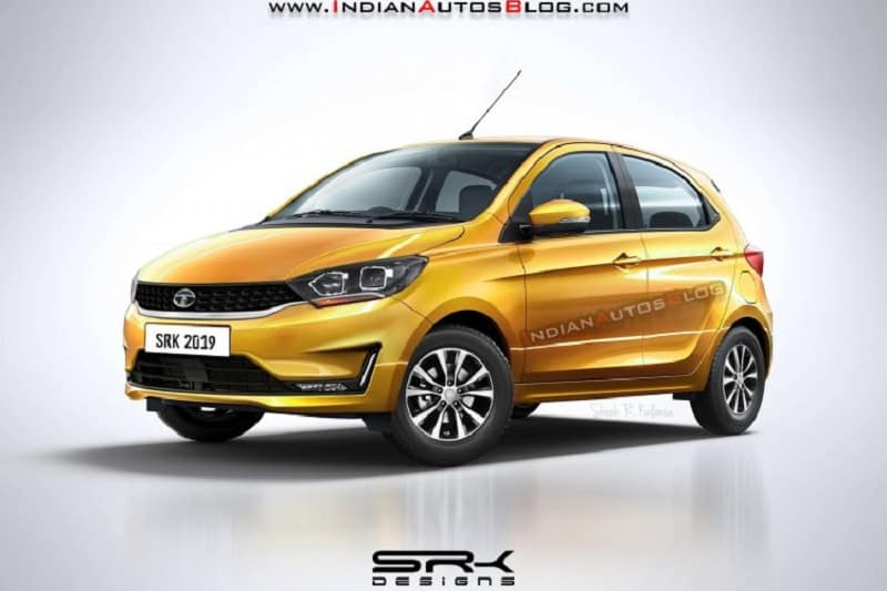 2020 Tata Tiago Amp All New Altroz To Share Design Bits