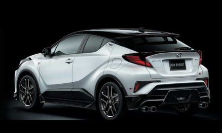 2020 Toyota C-HR GR Sport Design