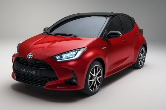 2020 Toyota Yaris Features