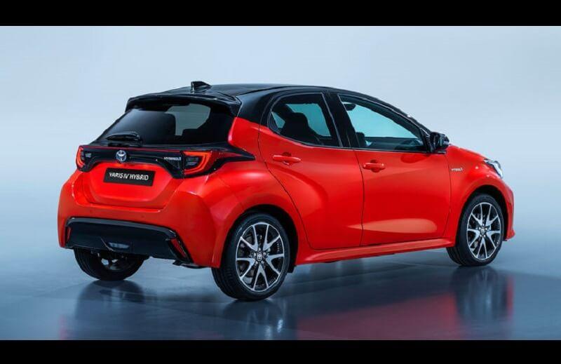 2020 Toyota Yaris Leaked (1)